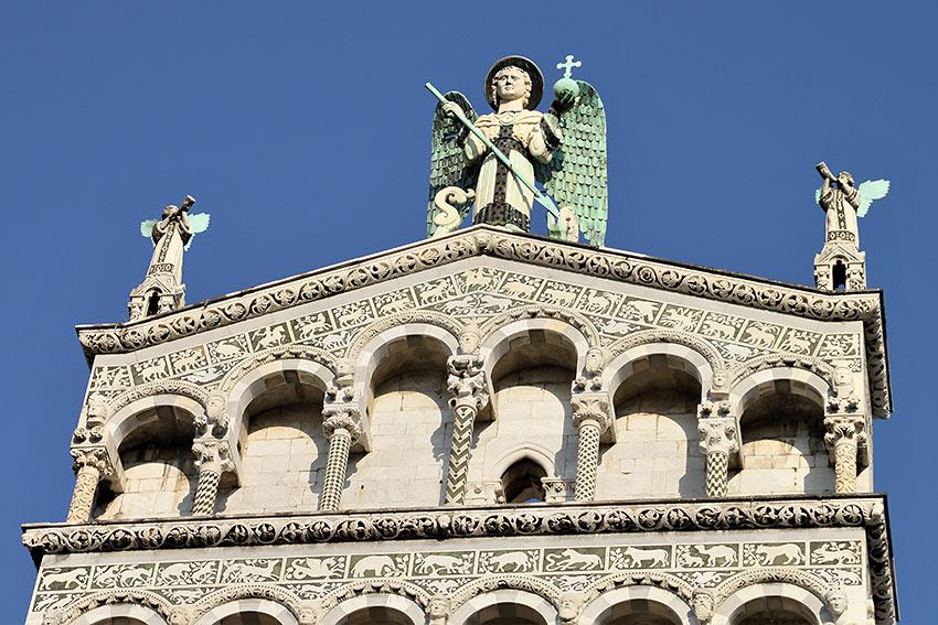 Cattedrale di San Martino, Lucca, Tuscany, Italy