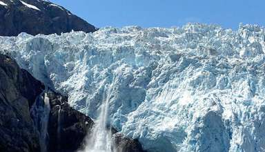 Kenai Fjords National Park glacier
