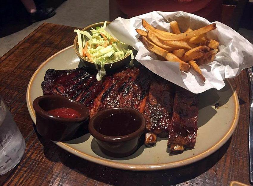 Missouri: St. Louis BBQ Pork Steak