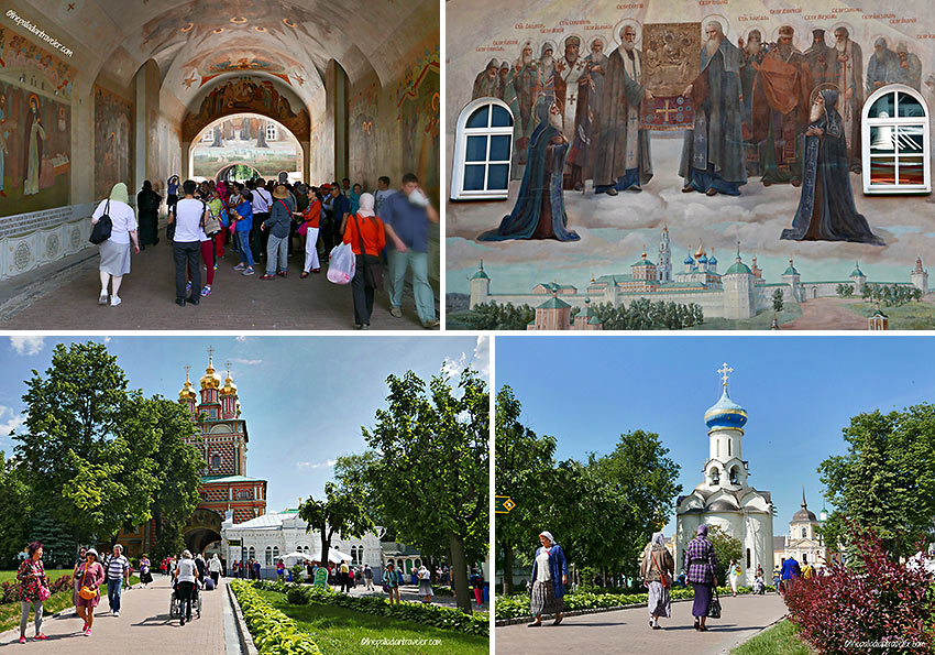 Trinity Lavra of Saint Sergius monastic community, Moscow