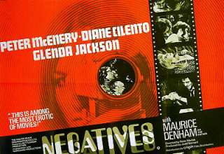 Negatives movie poster