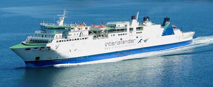 the Interisland ferry