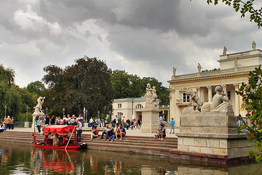 Royal Lazienki Park, Warsaw