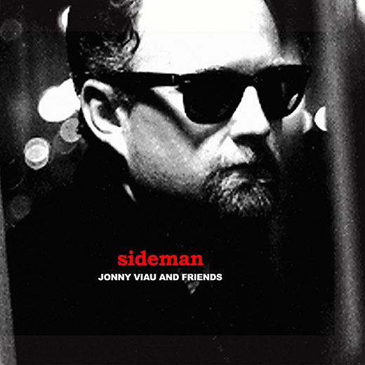 CD cover of Sideman by Jonny Viau and Friends