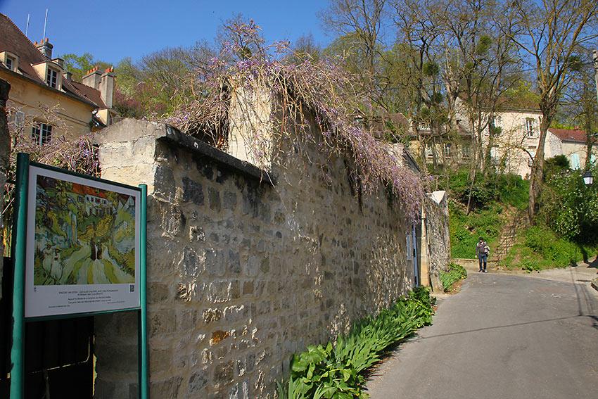the Van Gogh Trail