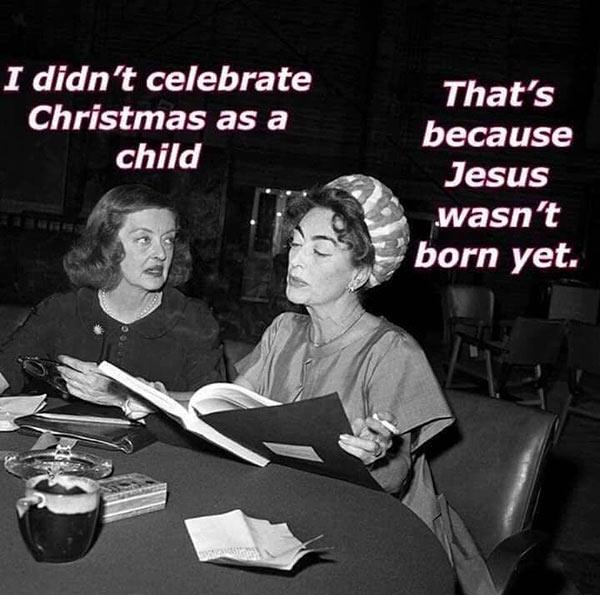 Parting Shots: Celebrate Christmas
