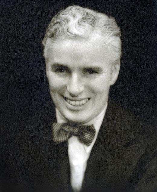 Charlie Chaplin in 1931