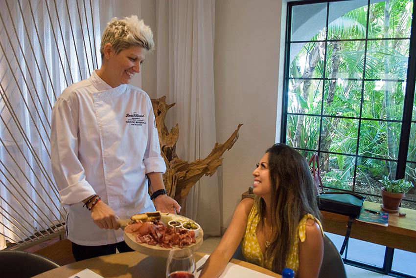 Chef Crystal Marshall
