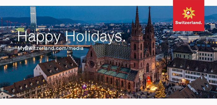My Switzerland newsletter