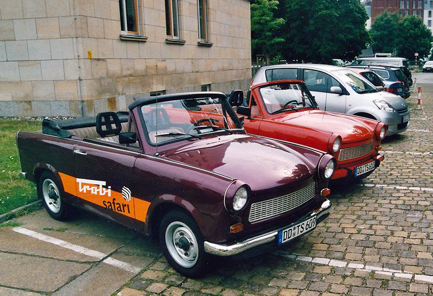 convertible Trabants
