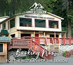 lodge at Stehekin