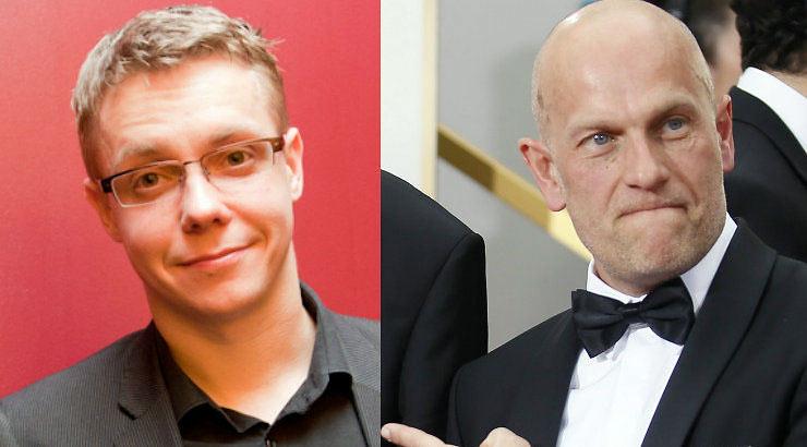 Tanel Toom and producer Ivo Felt
