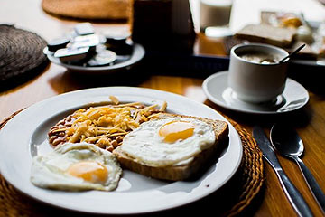 skipping breakfast?