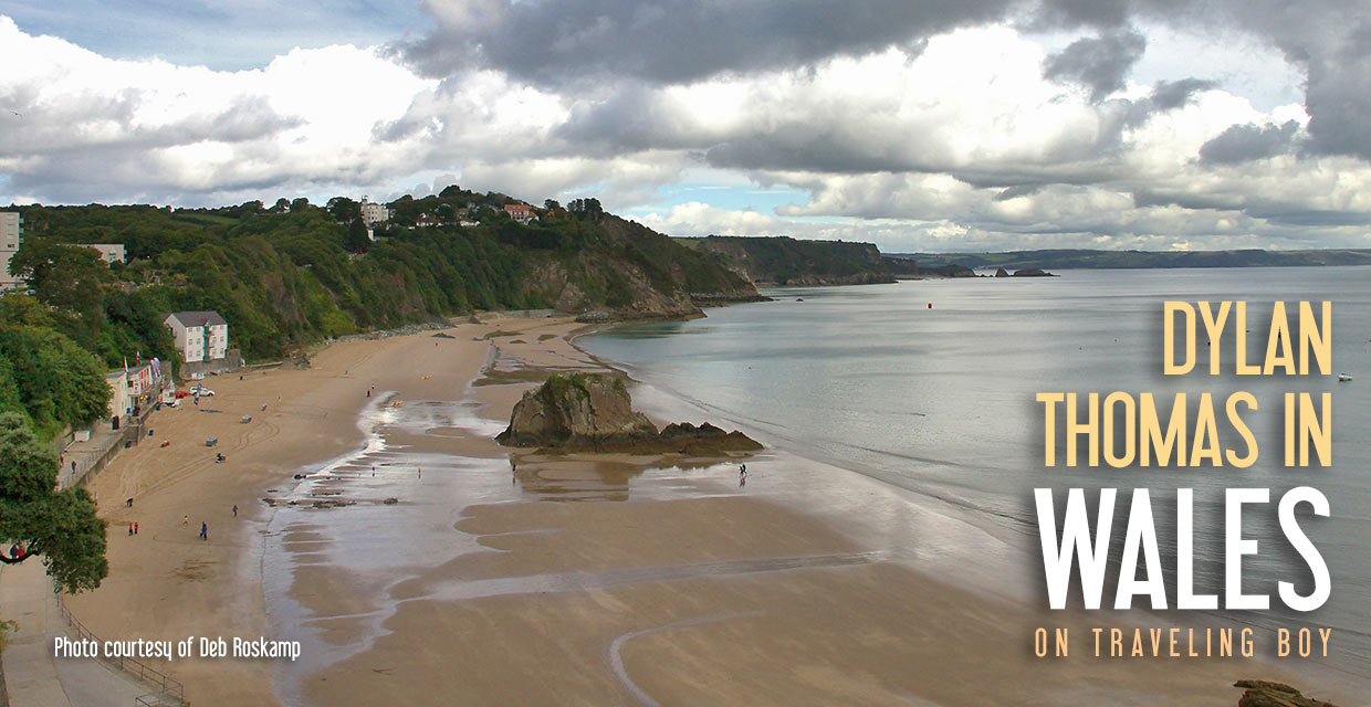 Tenby Beach, Wales, UK