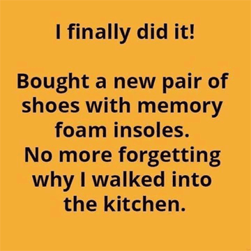 Parting Shots: Memory Foam Insoles