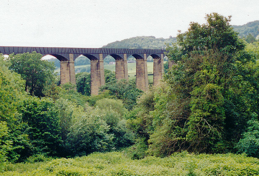 bridge for narrowboats