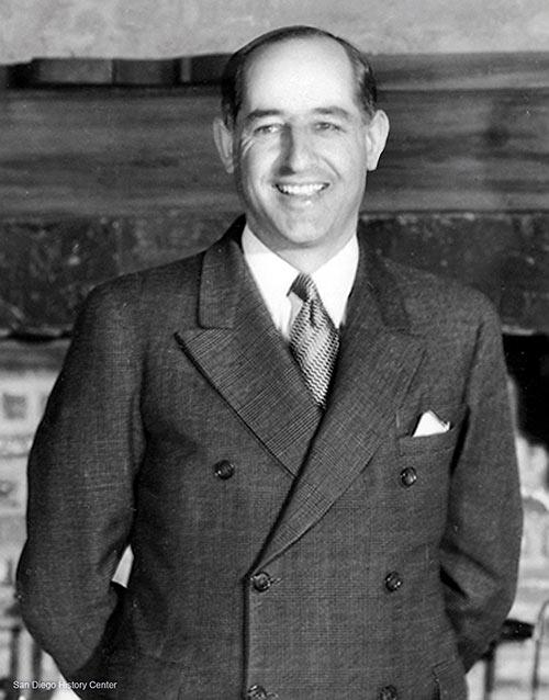 Caesar Cardini in 1935
