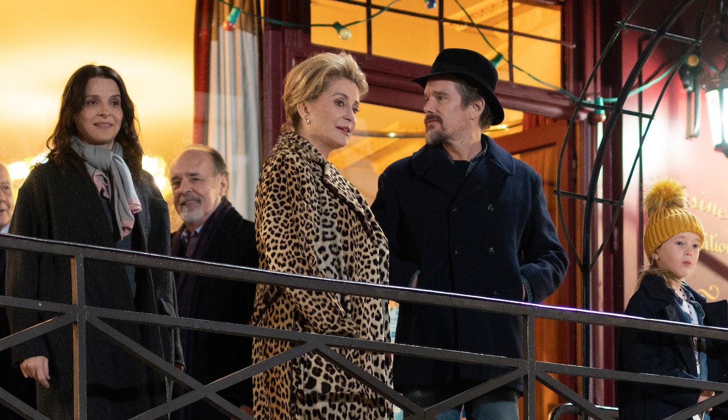 Catherine Deneuve in 'The Truth'