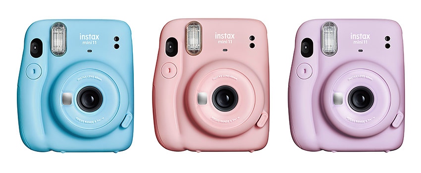 Fuji Instax Mini cameras