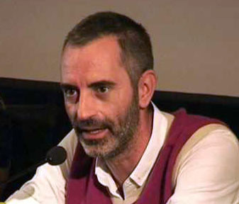 Director Guiseppe Capotondi