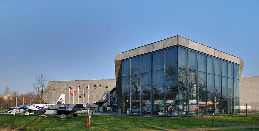 Polish Aviation Museum in Kraków
