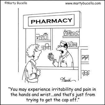 Parting Shot: Pharmacy