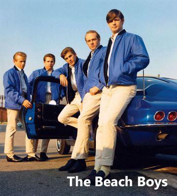 The Beach Boys 1960s