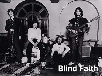 Blind Faith, 1969