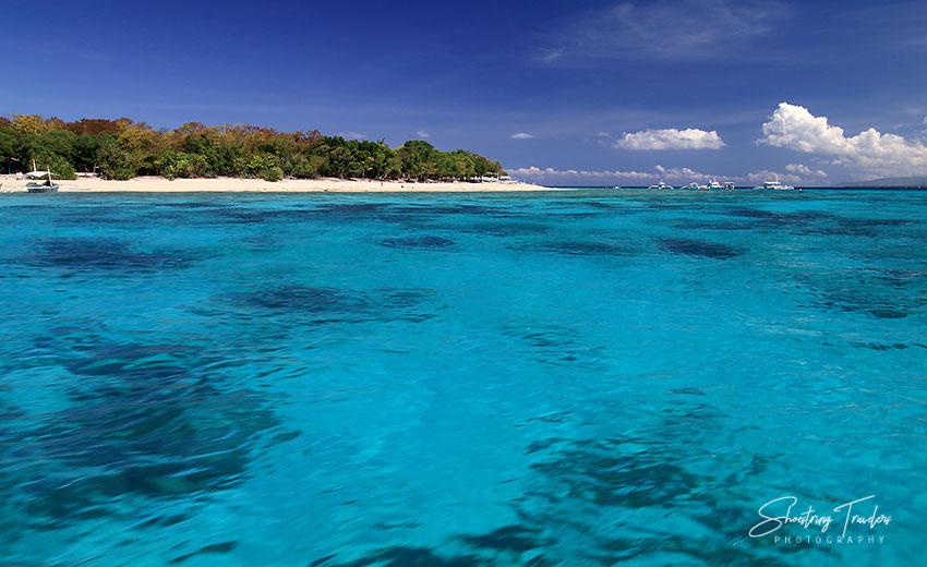 Balicasag Island in Panglao, Bohol