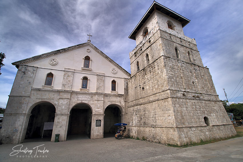 Immaculate Conception of the Virgin Mary Parish Church in Baclayon