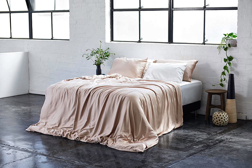 Ettitude sheets made from CleanBamboo™ fabric