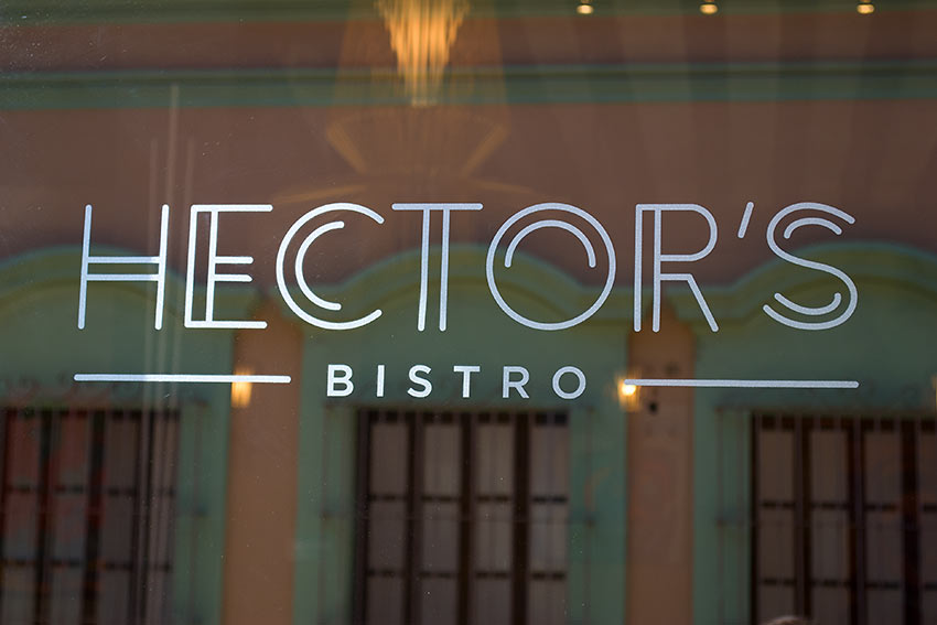 Hector's Bistro at the Historic District