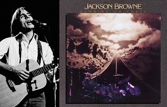 Jackson Browne: Running on Empty