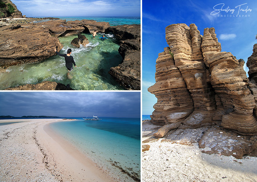 Animasola and Sombrero Islands in Burias, Masbate