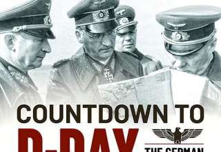 Countdown to D-Day book cover