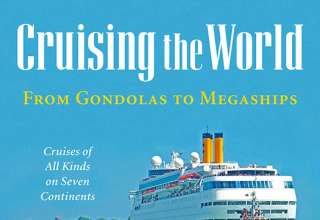 'Cruising the World – From Gondolas to Megaships' cover