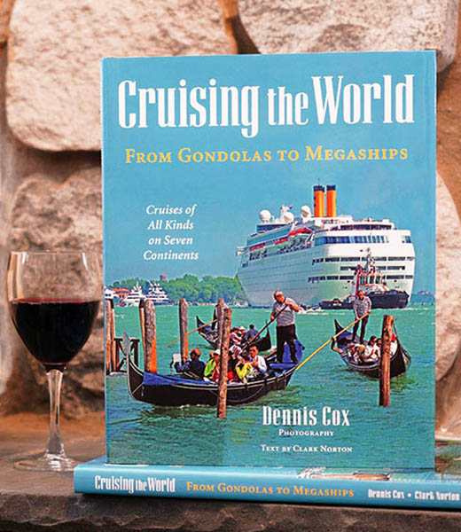 Cruising the World cover