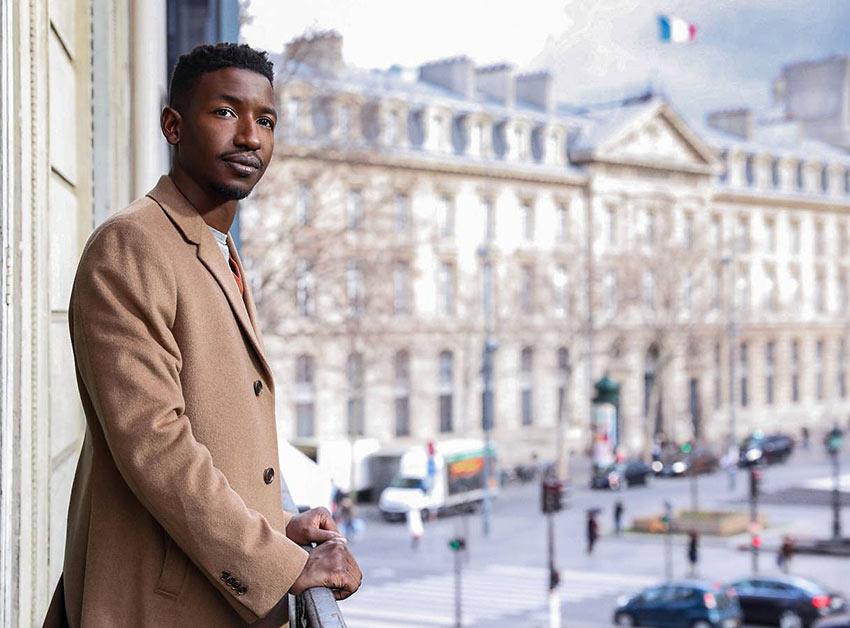Elijah at Paris