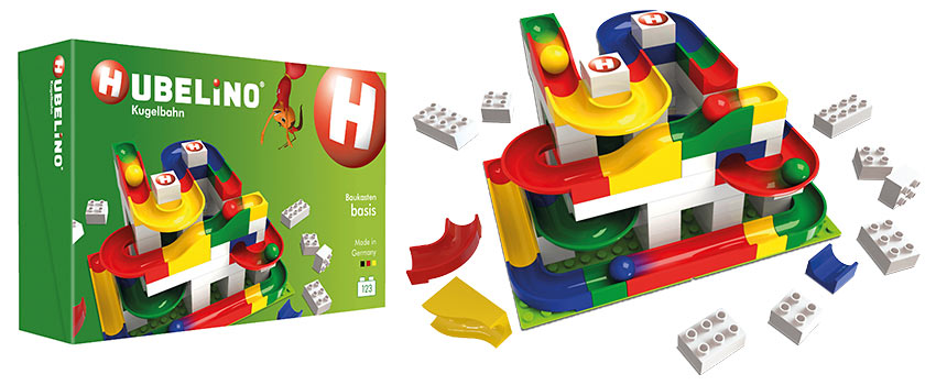 Haba Hubelino Basic Set/Marble Game