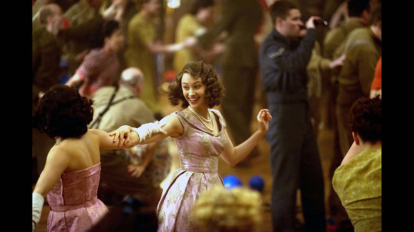 sisters spend the rest of the night dancing at The Ritz in 'A Royal Night Out'