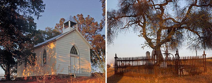 Saint Francis Xavier Roman Catholic Church and cemetery