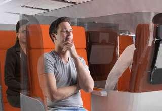 Avio Ineriors' Janus three-seater airplane design