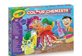 Crayola Color Chemistry Set