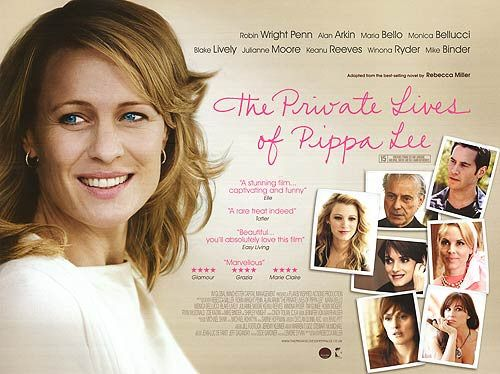'The Private Lives of Pippa Lee' poster