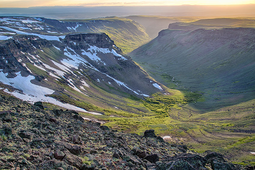 Steens Mountain Wilderness, Oregon