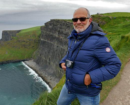 Tom Weber in Ireland