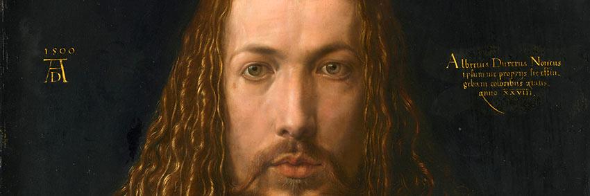 Albrecht Durer portrait