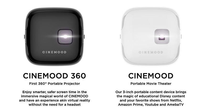 Cinemood and Cinemood 360