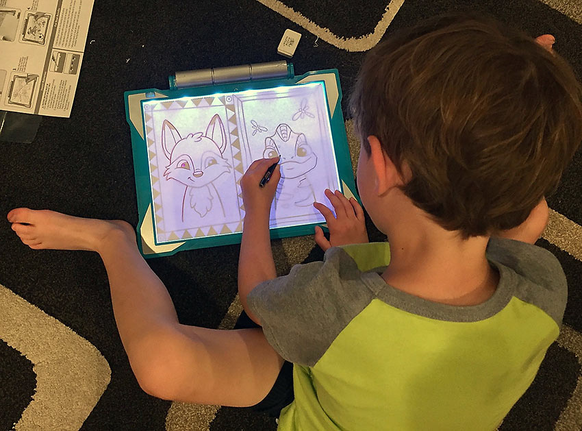Creative Activities For Your Kids At Home Traveling Boy