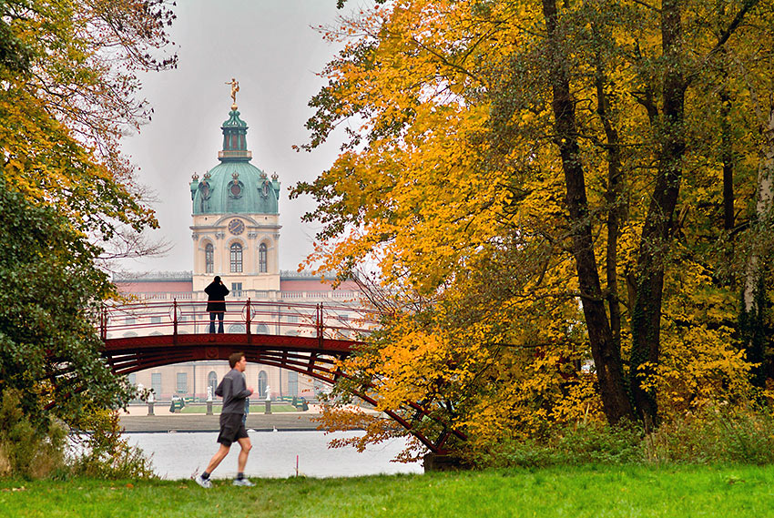 Park Schloss Charlottenburg, Berlin